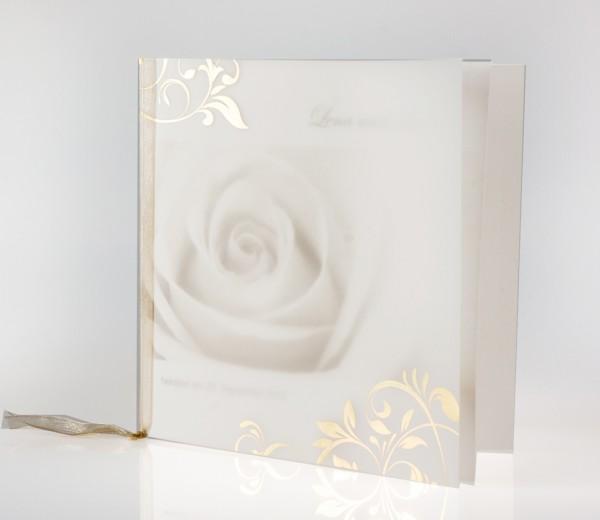 Hochzeitseinladung Premium -