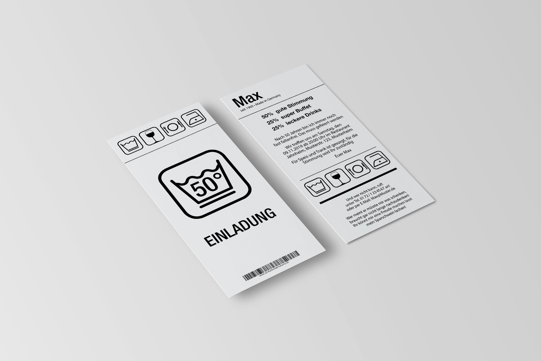 einladungskarten 50 geburtstag text